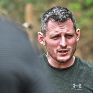 Mateusz Orczykowski head of Krav Maga training for Israeli Tactical School
