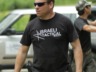 Tomer Israeli  Head of Israeli Tactical School