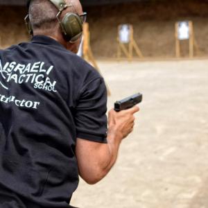 Counter-Terror-Instructor Israeli Tactical School
