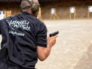 Counter-Terror-Instructor Israeli Tactical School