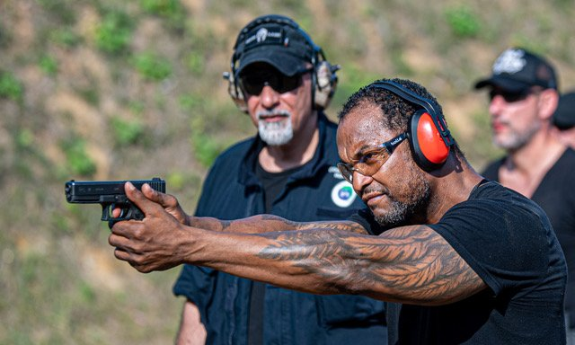 Close Protection Operative Advanced Course