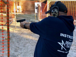 Ricky Yazdani Counter-Terror-Instructor Israeli Tactical School