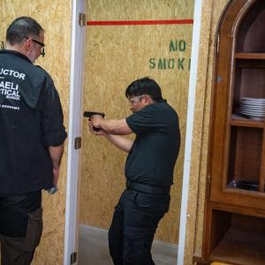 Ricky Yazdani Counter-Terror-Instructor Israeli Tactical School