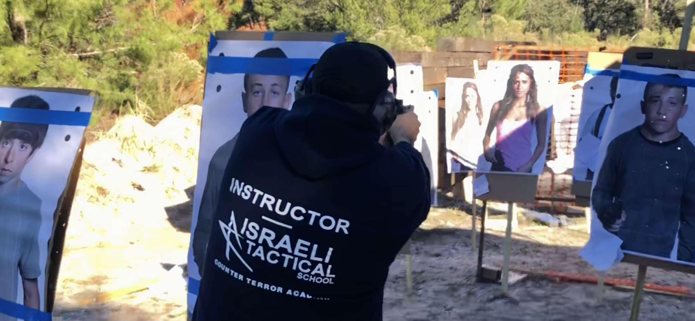 Counter Terror Instructor