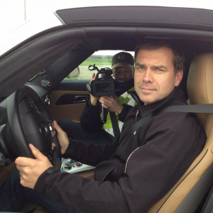 Tim Swanborn Tim Swanborn Head of Driving Instructor Armored Car VR 4 / 9 international protection services