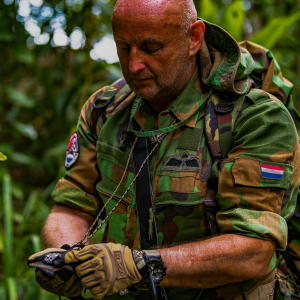 Fred Warmer Head Of Leadership  Personal Development & Combat Drills International Protection Services