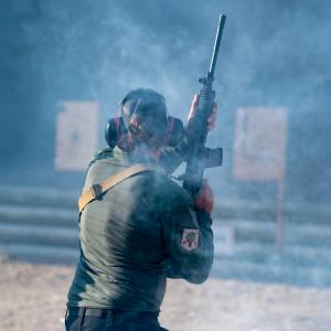 Alex de Sain Head Of Extreme Outdoor Combat Survival International Protection Services